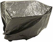 Schutzhülle grau BBQ rechteckig 120x60x100cm