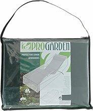 Schutzhülle Loungebett 40x70x200 grün Gartenliege Abdeckhaube Schutzhülle Plane