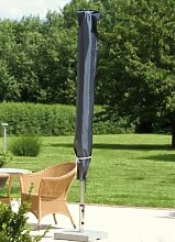 Schutzhülle Schirmhülle Schirmhaube Deluxe für Sonnenschirm 200 - 410 cm