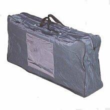 Schutzhülle Tragetasche für Auflagen Comfort 130x32x50cm