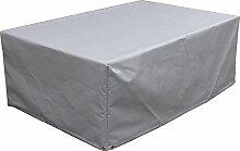 Schutzhülle zu Lanzarote Lounge Tisch 120x80cm PVC Gewebe