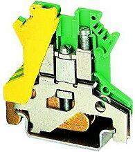 Schutzleiterklemme 0,2-4qmm gn-ge USLKG 2,5 N,Elektroinstallation,Phoenix Contact,USLKG 2,5 N,4017918002183