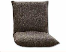 Schwamm / Flanell einzigen faltbaren faul Sofa / Boden Sofa / Single Bucht Fenster Sofa, kreative Mode, Heimtextilien ( stil : D )