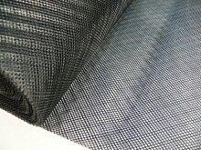 Schwarz feine Mesh 1,2Suregreen, Fliegengitter Insektenschutz. 2x 2mm Diamant Löcher. Kunststoff. Pest Control