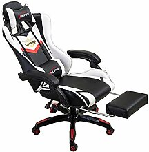 Schwarz Komfort Executive Rotary Game Chair