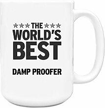 Schwarz Worlds Best feuchten Proofer Big 444ml Becher 084