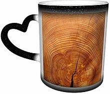 Schwarzer Holzbaum Fichte Picea Nadelbaum Textur