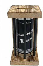 Schwarzgeld Kasse Eiserne Reserve ® Black Edition