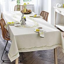 Schwedische Narzissen-Tischdecke: Frühlingsboten