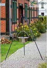 Schwenkgrill - 1,80m mit Kurbel incl.