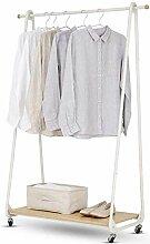 Schwermetall Kleiderbügel Kleiderstange hängen