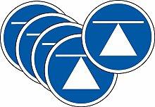 Schwerpunkt ISO Sicherheitskennzeichen -