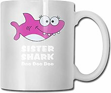 Schwester Shark Doo Doo beste Geschenkidee,