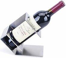 Schwiegermutter Edelstahl Weinregal European Wine