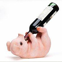 Schwiegermutter Rack 1 PCS Weinflasche Wein