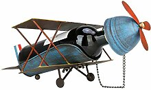 Schwiegermutter Weinflaschenhalter Flugzeug