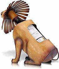 Schwiegermutter Weinregal Lion Weinhalter
