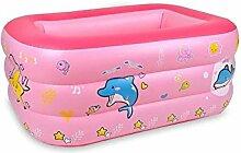 Schwimmbecken Für Kinder Schwimmbecken Für Erwachsene Pink Schwimmbecken Mit Drei Schwimmbecken