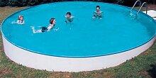 Schwimmbecken-Tiefbeckenset 5m 1,50m tief mit