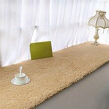 Schwimmender Fenster-Auflage-Fenster-Auflage-Balkon-Matten-Matten-Kissen-Verdickung Halten Sie warmes bequemes weiches ( farbe : #1 , größe : 70*210cm )