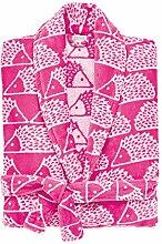 Scion Spike Bademantel Xsml/SML, Pink