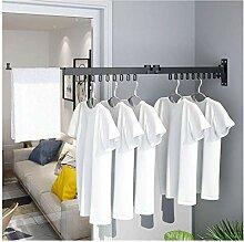 SCJ An der Wand montierter Kleiderständer,