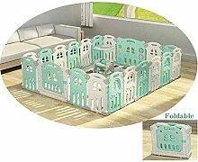 SCJ Baby-Indoor-Spielplatz/Kleinkindzaun, mit