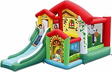 SCJ Kid Inflatable Castle, Spielplatz im Freien