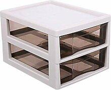 SCJS Aufbewahrungsbox Kosmetische Aufbewahrungsbox