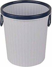 SCJS Mülleimer Kunststoff Küche Haushalt Mit