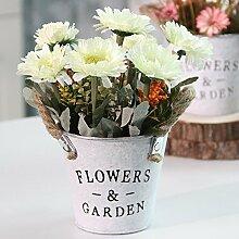 SCLOTHS Künstliche Blumen Dekoration Einrichtung