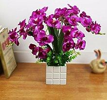 SCLOTHS Künstliche Blumen Home Zubehör Kit