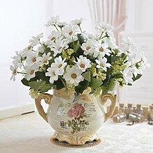 SCLOTHS Künstliche Blumen Möblierung Dekoration