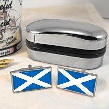 Scotland Flagge Männer-Geschenk