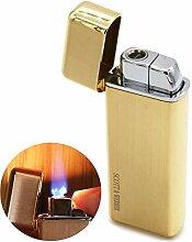 Scott & Webber - Nachfüllbares Gas-Feuerzeug mit