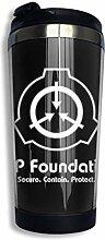 Scp Foundation (in Weiß) Scrabble Star