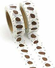 Scrapbooking Tape 1/2/3Pcs Cute Kawaii Masking