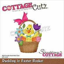 SCRAPPING COTTAGE INC CC-721 Cottagecutz stirbt
