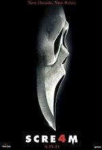 Scream 4 – Film Poster Plakat Drucken Bild –