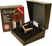 Screwpull Collier stop-gouttes métal XXL