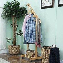 Scroll Kleiderbügel Kleiderbügel Holz