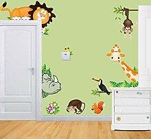 Scrolor Wandbild Wandaufkleber Aufkleber für