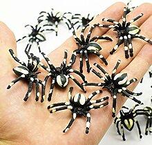 Scrox Halloween-Dekoration, spinnen, mit weißer