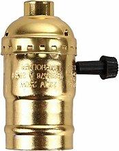 SCSY-Glühbirne E27 Glühbirne Buchse, Edison