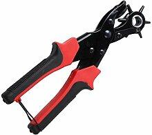 Locher Hand Zangen Nieten Zangen und Nieten Stanzen Leder Gürtel Werkzeug Q1M5