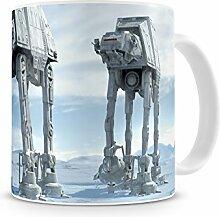 SD Toys sdtsdt89338–Becher, Design Star Wars, weiße Keramikklinge
