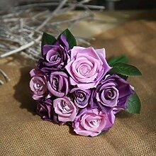 SDCVRE Künstliche Blume 1 Blumenstrauß