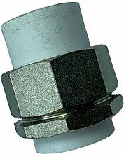 SDENSHI PPR Rohr Wasserhahn Anschluss Adapter