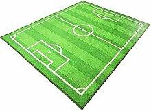 sdfghaWSEfdfghsfgh All Stars Fußballplatz Teppich