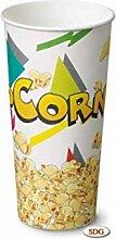 SDG 1000 Stück V24 Cup Pop Corn ml 700 Küchen: